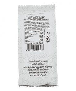 Mix Bellezza - arachidi, mandorle, goji berries, mirtilli rossi - 125g