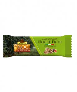 Morbido Snack Noci e Fichi - 30g
